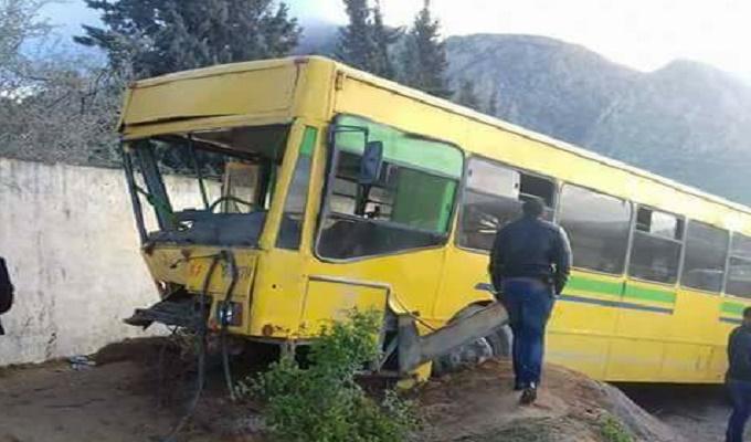 في حصيلة أولية لحادث جبل الرصاص : حالة وفاة و86 جريحا