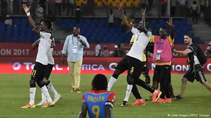 غانا في نصف نهائي كأس افريقي