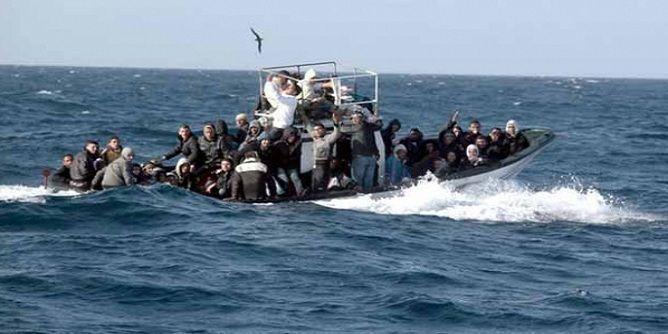 منزل جميل – بنزرت: إحباط عمليّة إجتياز الحدود البحرية خلسة