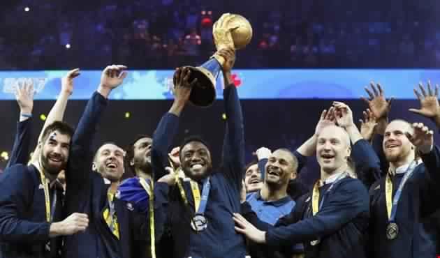 فرنسا بطلة العالم في كرة اليد