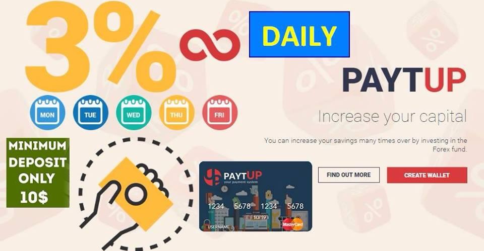 برعاية PAYTUP: حقق مدخول اضافي يصل الى 90 دولار يوميا
