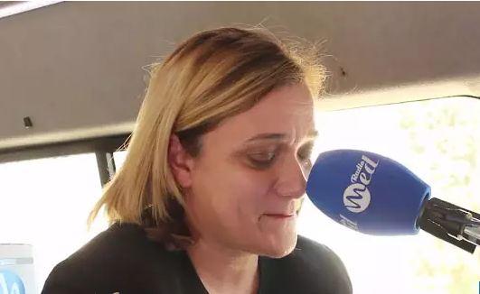 ليلى الشتاوي تعترف: خائفة على تونس من
