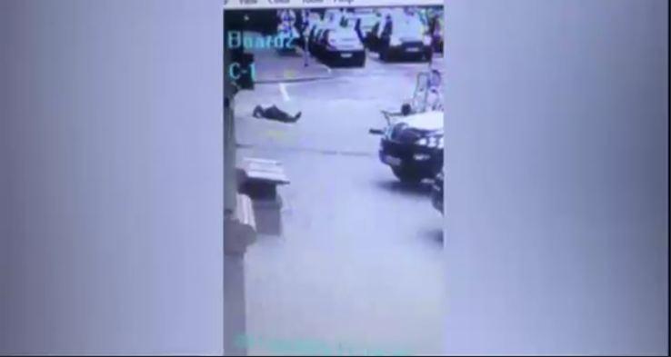 بالفيديو: لحظة اغتيال المعارض الروسي دينيس فورونينكوف