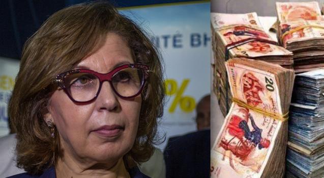 وزيرة المالية: الدينار التونسي سيتحسن بفضل السياحة وصادرات الفسفاط!