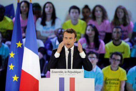فرنسا: فوز ايمانويل ماكرون بالانتخابات الرئاسية