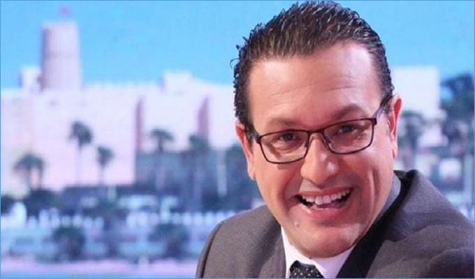 اقالة الياس الغربي من منصب رئيس مدير عام التلفزة التونسية