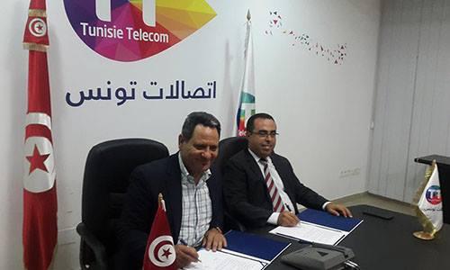 اتصالات تونس تجدد اتفاقية الشراكة مع نقابة الصحفيين.. وامتيازات جديدة في انتظار أبناء صاحبة الجلالة