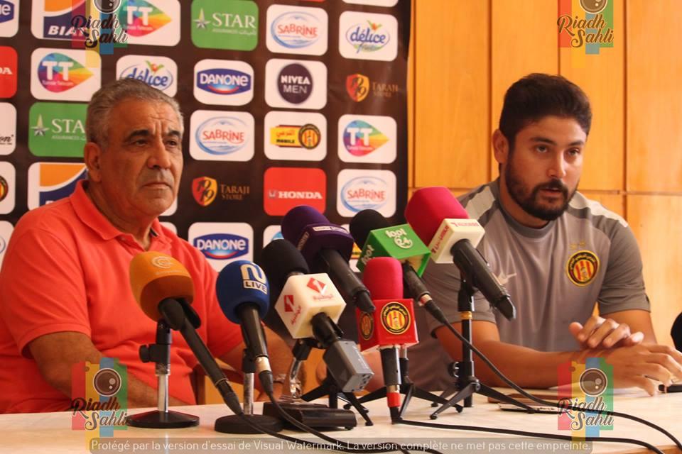 بعدالانسحاب من رابطة الأبطال: فوزي البنزرتي يعتذر من جمهور الترجي..ويتمنى البقاء مع الأحمر والأصفر