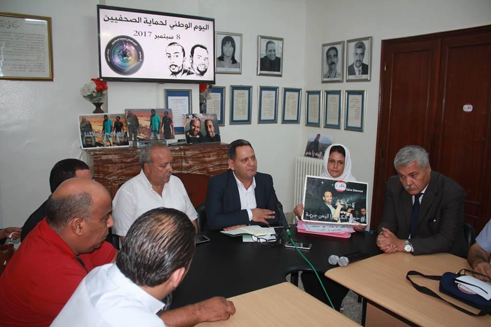 بعد 3 سنوات من اختطافهما في ليبيا: الاعلان عن تدويل قضية الصحفيين سفيان الشورابي ونذير القطاري
