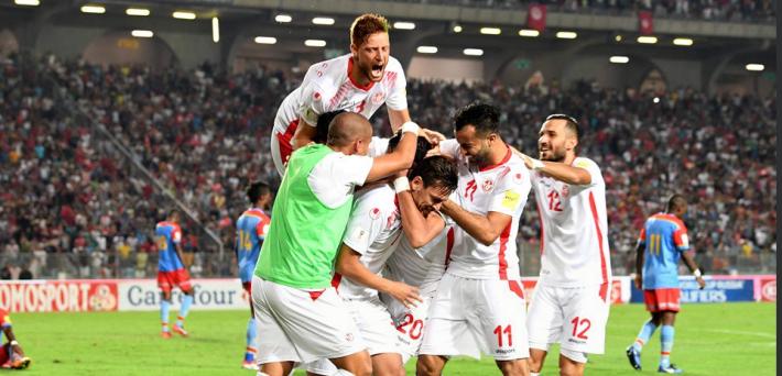 مونديال روسيا 2018: تونس على بعد 4 نقاط من الترشح لكأس العالم..والهزيمة ممنوعة في كنشاسا