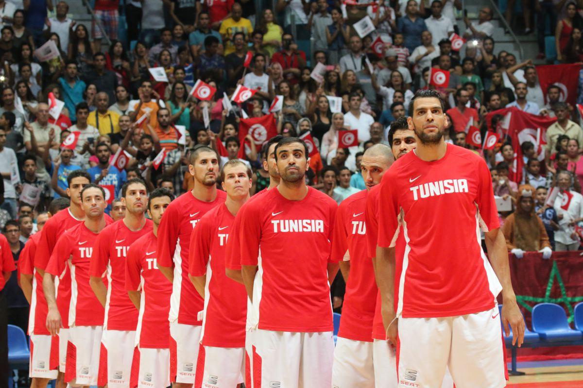 عاجل: المنتخب التونسي بطل افريقيا في كرة السلة
