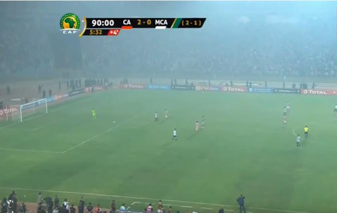 بفضل صابر خليفة: النادي الافريقي يتأهل لنصف نهائي الكاف