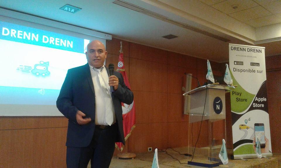 """صنع تونسي: (Drenn Drenn) التطبيقة التي تسمع لكم بإيجاد """"تاكسي"""" بكلّ سهولة"""