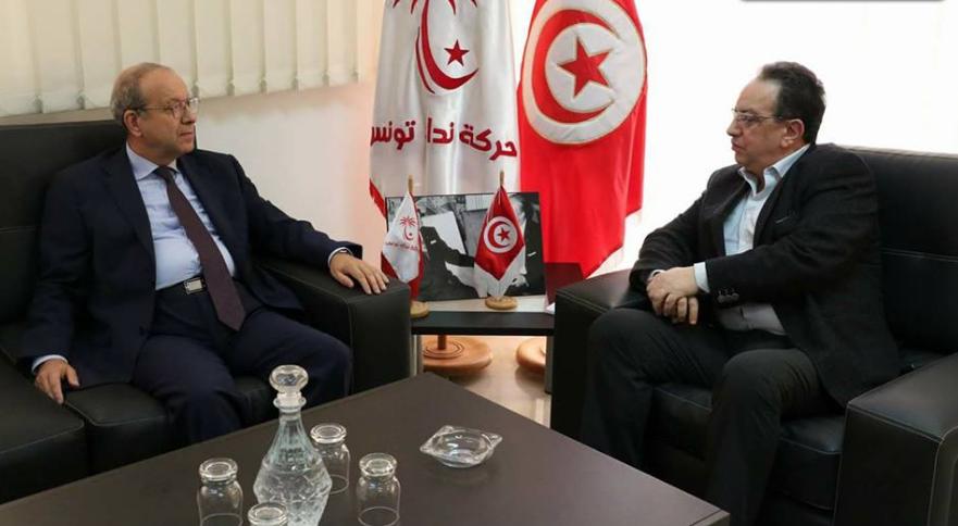 عودة فوزي اللومي لنداء تونس