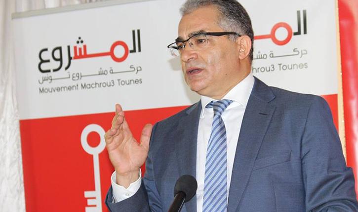 محسن مرزوق يدعّم جبهته السياسية بعد انصهار
