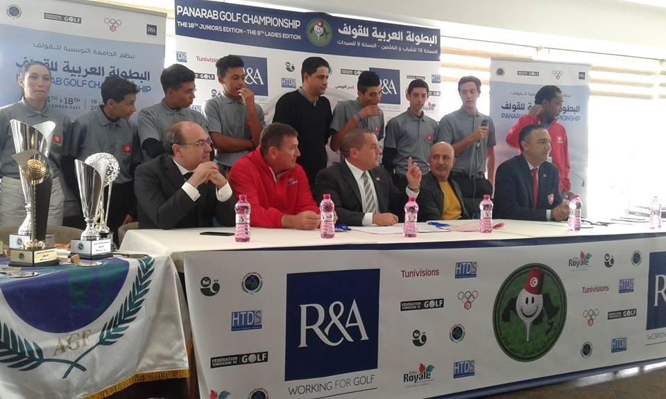الى غاية 18 نوفمبر: سوسة تحتضن البطولة العربية للغولف