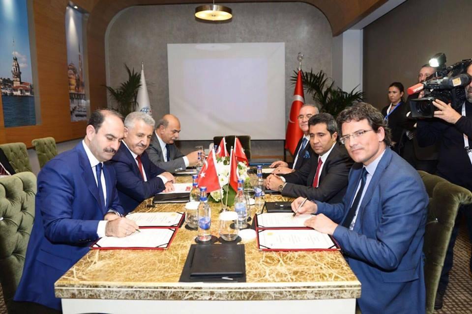 في حضور وزير تكنولوجيات الاتصال والاقتصاد الرقمي: إمضاء إتفاقية لتدعيم الشراكة بين البريد التونسي وبريد تركيا