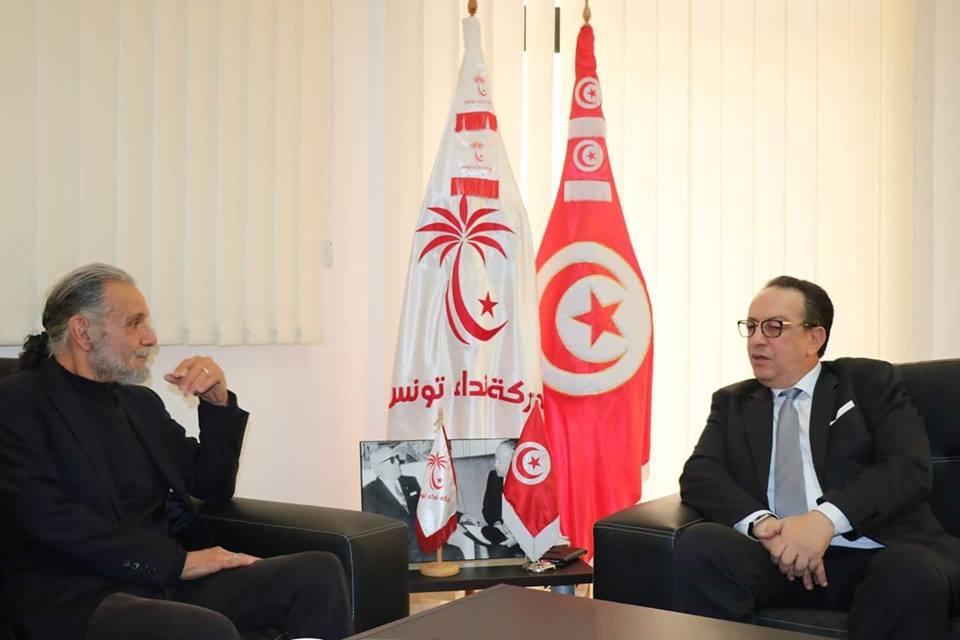 بعد انضمامه لنداء تونس: جميل الدخلاوي مرشح لتولي منصب وزاري!