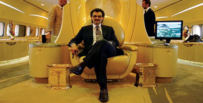 بتهمة غسيل أموال: السلطات السعودية تعتقل الأمير الوليد بن طلال