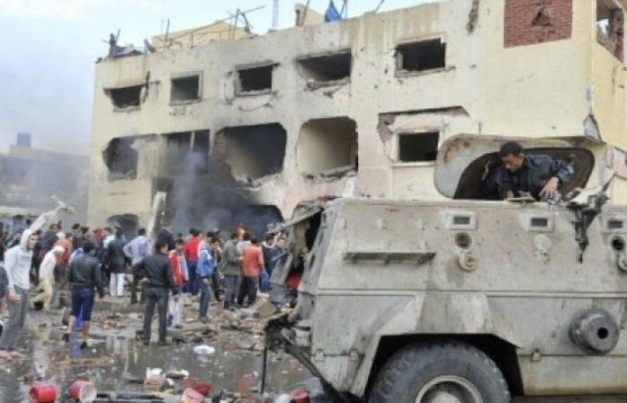 مصر: 155 قتيلا في هجوم ارهابي استهدف مسجدا في سيناء