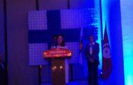 في حضور وزيرة المرأة والأسرة: سفارة فنلندا بتونس تحتفل بعيدها الوطني الـ100