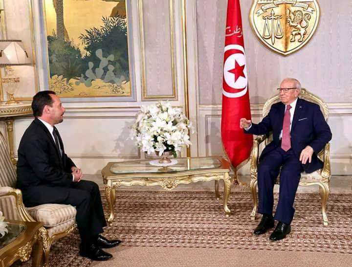 أكده مستشار رئيس الجمهورية: السبسي التقى السفير الأمريكي وأبلغه رفض تونس لقرار ترامب حول القدس