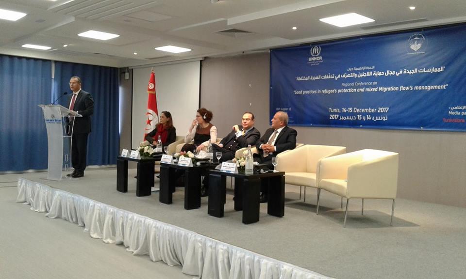 المعهد العربي لحقوق الإنسان يسلّط الضوء على ظاهرة اللجوء والهجرة المختلطة