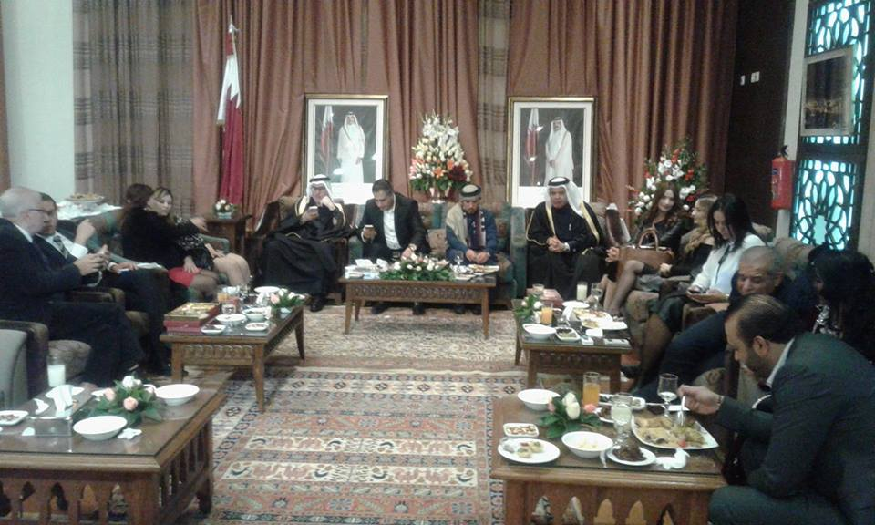 في حضور شخصيات رفيعة المستوى: سفارة قطر بتونس تحتفل بعيدها الوطني