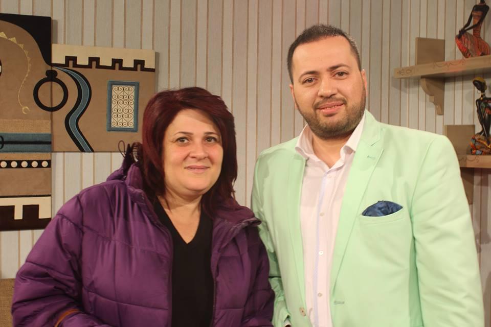 """(بالصور) نجم الاغنية التونسية التركية """"وسيم العياشي"""" في ضيافة """"دارنا"""""""
