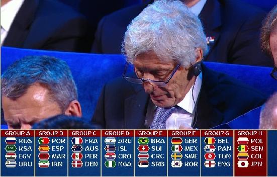 قرعة كأس العالم: تونس في المجموعة السابعة مع انقلترا و بلجيكا وبانما