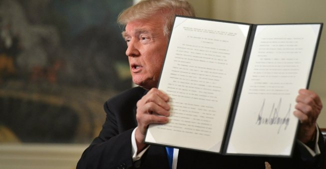 عاجل: دونالد ترامب يعترف رسميا بالقدس عاصمة لاسرائيل..وتنديد عربي بالقرار الأمريكي