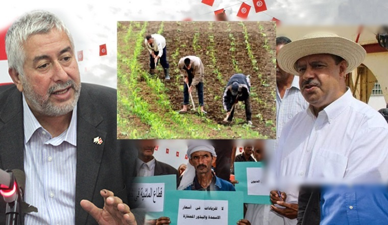 عبد المجيد الزار: وزير الفلاحة يعمل بطريقة أحادية.. ويتجاهل في مطالب القطاع!