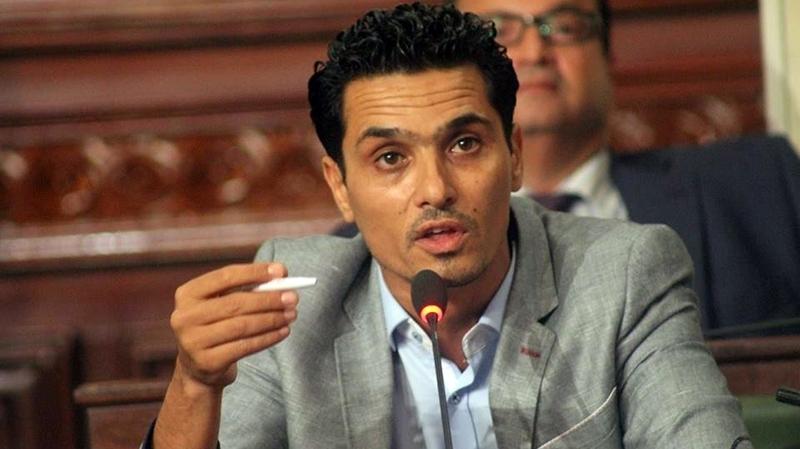"""النائب عماد أولاد جبريل لسمير بالطيب: """"أنت أفشل وزير في التاريخ.. بئس الوزراء الذين مثلك"""" (فيديو)"""