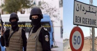 بنقردان: القضاء على عنصر ارهابي ثاني