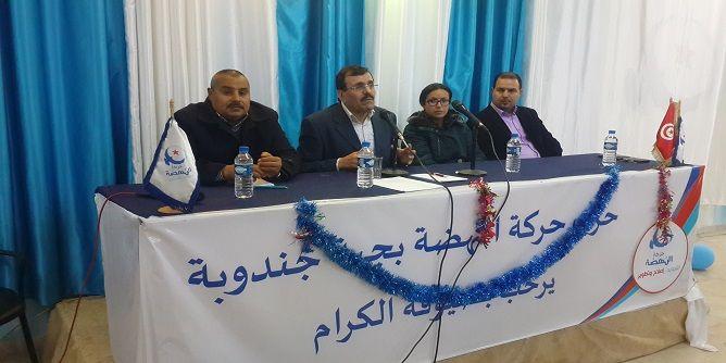 علي العريض: هناك أطراف داخلية وخارجية متخوفة من اجراء الانتخابات البلدية!