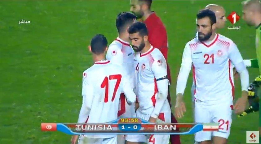 تحضيرا للمونديال: المنتخب التونسي يفوز على المنتخب الايراني