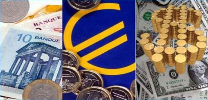 انهيار الدينار التونسي: سعر صرف اليورو يتجاوز 3 دنانير
