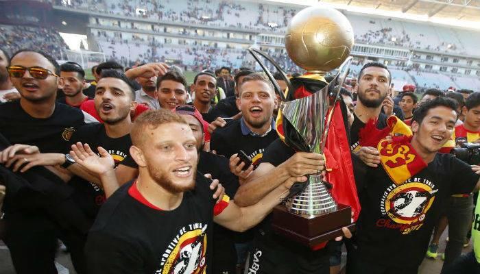 للمرة 28 في تاريخه: الترجي يحقّق لقب البطولة قبل 3 جولات من نهاية الموسم 2017-2018