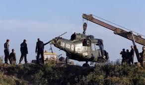 صفاقس: سقوط طائرة عسكرية ومقتل طاقمها