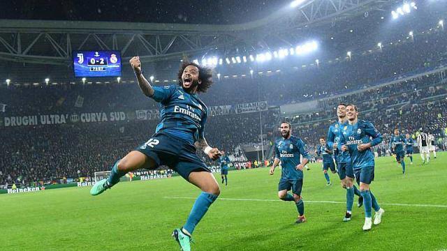 ربع نهائي رابطة الأبطال الأوروبية: ريال مدريد يقسو على يوفنتوس بثلاثية نظيفة