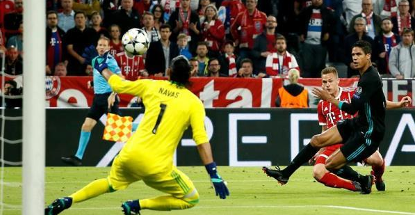 رابطة الأبطال الأروبية: انتصار ريال مدريد على بايرن ميونيخ.. وانجاز تاريخي في انتظار