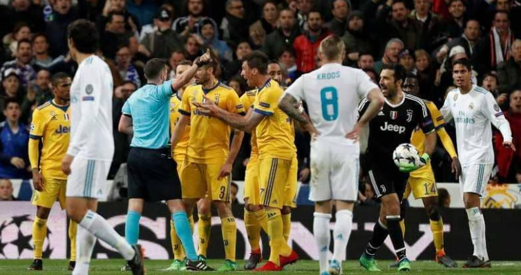 ترشح بشق الأنفس: ركلة جزاء جدلية تنقذ ريال مدريد من