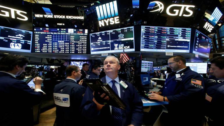 هبوط المؤشرات الثلاثة لبورصة وال ستريت.. وتزايد القلق من حرب تجارية بين أمريكا والصين