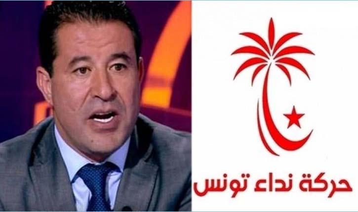 وسام السعيدي: نداء تونس لن يتحالف مع النهضة.. وكمال سيحظى بمنصب شيخ مدينة تونس