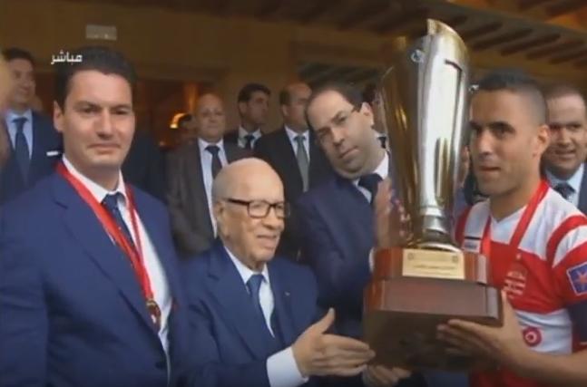 النادي الافريقي يتوّج بكأس تونس للمرة 13 والثانية على التوالي