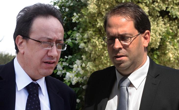 يوسف الشاهد يتهم حافظ قائد السبسي بتدمير نداء تونس ويقرّ بمحدودية الأداء الحكومي!
