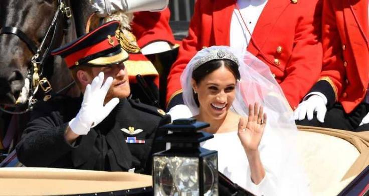 في حفل ملكي: الاعلان عن زواج الأمير هاري والممثلة ميغان ماركل