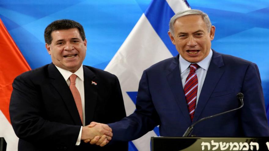 باراغواي تنقل سفارتها من تل أبيب الى القدس