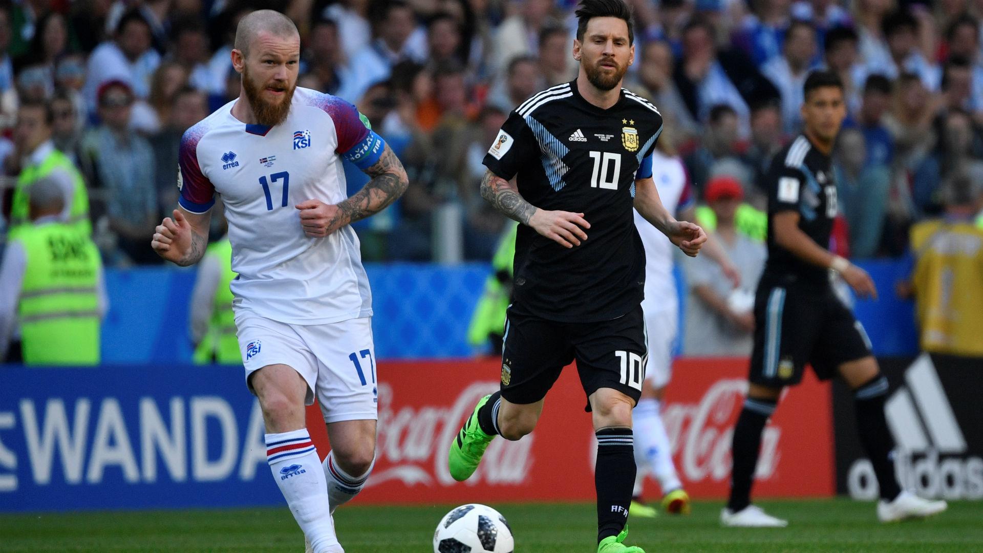 المونديال: ايسلندا تفرض التعادل على الأرجنتين.. وميسي يربك حسابات
