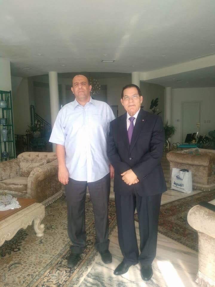 عقب لقاءه بالرئيس السابق: قيادي نهضوي يشدّد على رفض الغنوشي لعودة بن علي الى تونس!